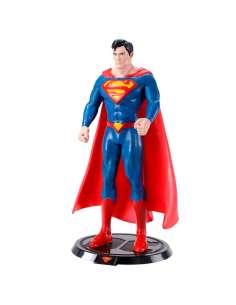 Figura Maleable Bendyfigs Superman DC Comics 19cm