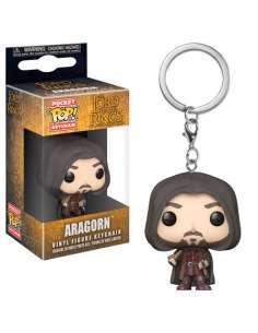 Llavero Pocket POP El Senor de los Anillos Aragorn