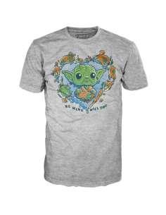 Camiseta Be Mine Yoda Star Wars