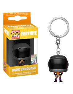 Llavero Pocket POP Fortnite Dark Vanguard
