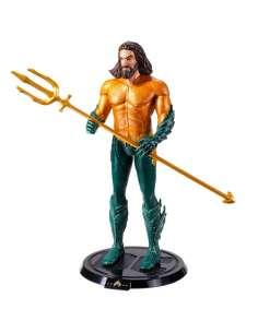 Figura Maleable Bendyfigs Aquaman DC Comics 19cm