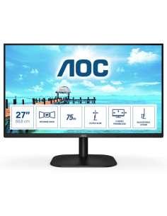 MONITOR AOC 27B2H EU 27 IPS FHD NEGRO VGA HDMI VESA