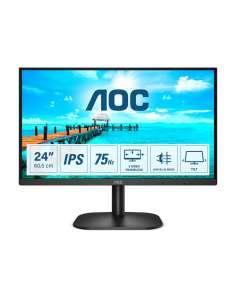MONITOR LED 24 AOC 24B2XDA 238IPS FHD 4MS VGA DVI HDMI ALTAVOCES