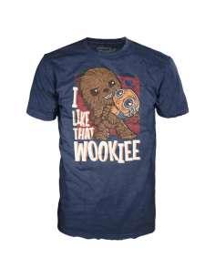 Camiseta Like That Wookiee Star Wars