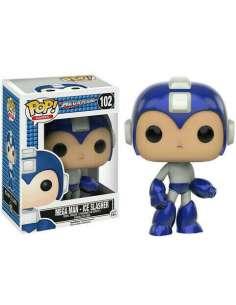 Figura POP Mega Man Ice Slasher Exclusive