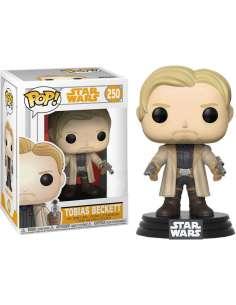 Figura POP Star Wars Tobias Beckett Exclusive