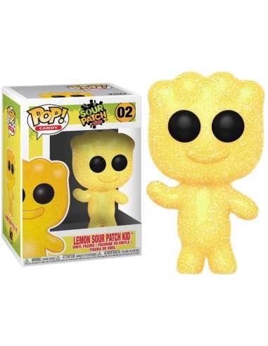 Figura POP Sour Patch Kid Lemon