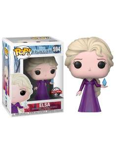 Figura POP Disney Frozen 2 Elsa Exclusive