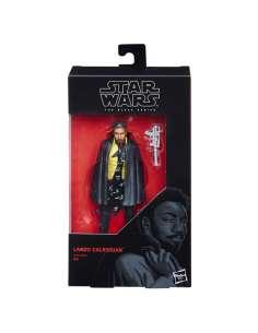 Figura Lando Calrissian Star Wars The Black Series 15cm