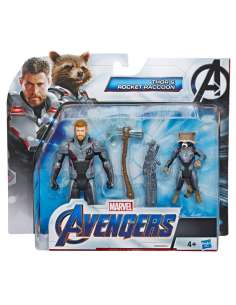 Set figuras Vengadores Avengers Marvel