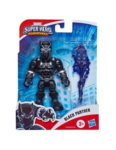 Figura Black Panther Marvel Super Hero Adventures 125cm