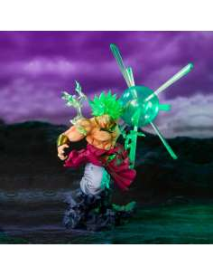 Figura Super Saiyan Broly The Burning Battles Event Exclusive Color Edition Dragon Ball Z 20cm