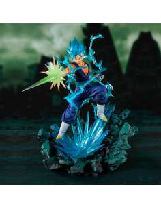 Figura Super Saiyan God Super Saiyan Vegito Event Exclusive Color Edition Dragon Ball Super 20cm