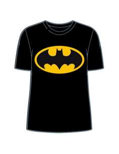 Camiseta Logo Batman DC Comics adulto mujer