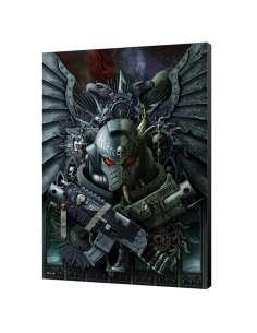 Cuadro madera Dark Imperium Frontis Warhammer 40000