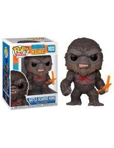 Figura POP Godzilla Vs Kong Battle Scarred Kong