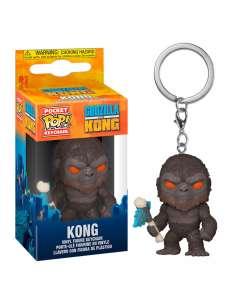 Llavero Pocket POP Godzilla Vs Kong Kong with Axe