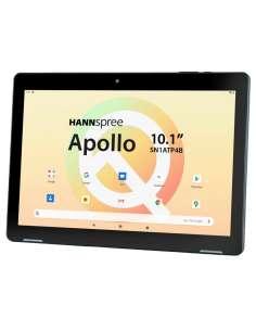 TABLET HANNSPREE APOLLO 101 HD IPS 3GB 32GB ANDROID 10 NEGRA CON FUNDA