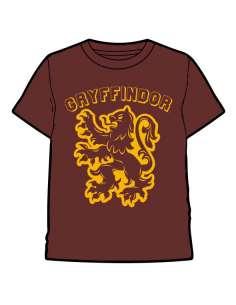 Camiseta Gryffindor Harry Potter adulto