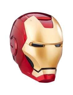 Casco Electronico Iron Man Marvel Legends