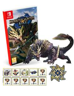 Monster Hunter Rise Edición...