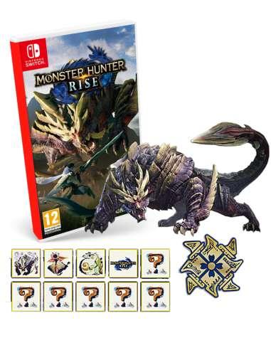 Monster Hunter Rise Edición...
