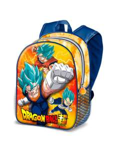 Mochila 3D Dragon Ball Super 31cm