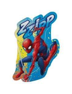 Toalla forma Spiderman Marvel