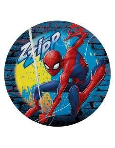 Toalla redonda Spiderman