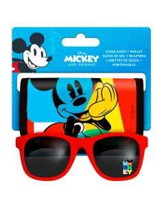 Set gafas de sol billetera Mickey Disney