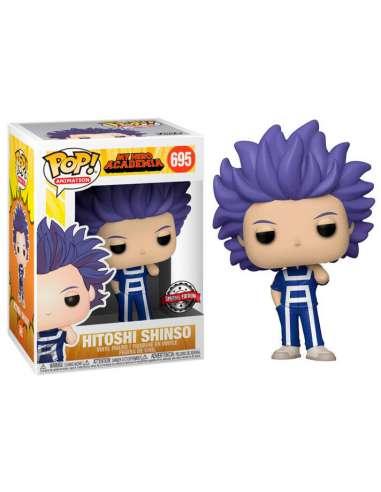 Figura POP My Hero Academia Hitoshi Shinsho Exclusive