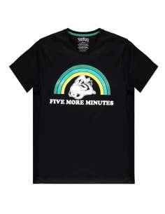 Camiseta Pikachu Minutes Pokemon