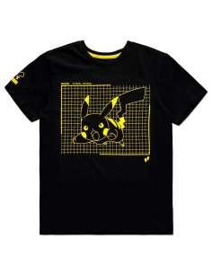 Camiseta Attacking Pika Pokemon