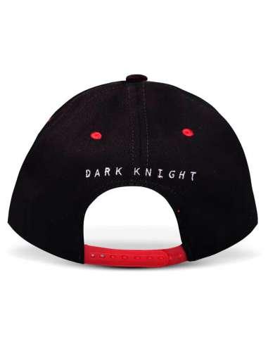 Gorra Black and Red Batman DC Comics