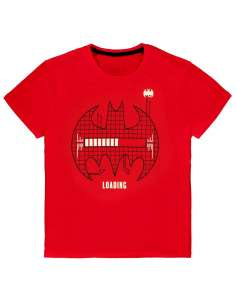 Camiseta Logo Batman DC Comics