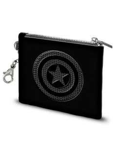 Tarjetero Defense Capitan America Marvel
