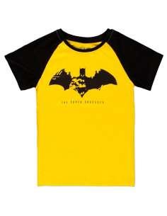 Camiseta kids Batman DC Comics