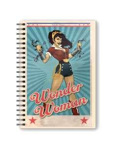 Cuaderno A5 Wonder Woman DC Comics