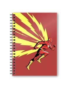 Cuaderno A5 Flash DC Comics