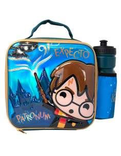 Bolsa portameriendas cantimplora Hawaii Harry Potter