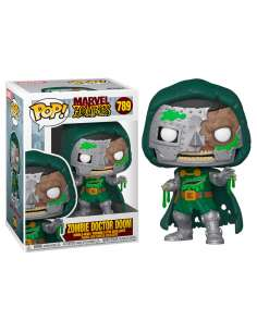 Figura POP Marvel Zombies Dr Doom