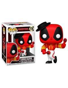 Figura POP Marvel Deadpool 30th Flamenco Deadpool