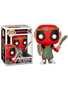 Figura POP Marvel Deadpool 30th LARP Deadpool