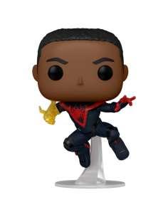 Figura POP Spiderman Miles Morales Classic Suit Chase
