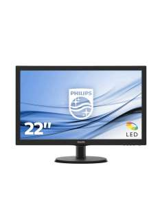 MONITOR PHILIPS 223V5LHSB2 215 1920x1080 5MS HDMI NEGRO