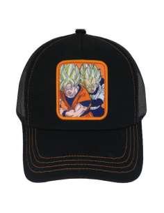 Gorra Goku Vegeta Dragon Ball Z