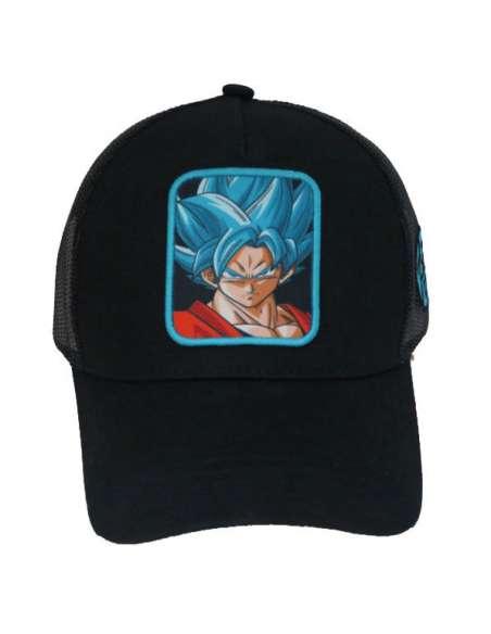 Gorra Goku Super Saiyan God Dragon Ball Z
