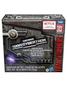 Figura Leader Nemesis Prime Transformers War for Cybertron Trilogy