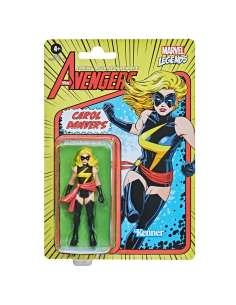 Figura Retro Carol Danvers Marvel 95cm