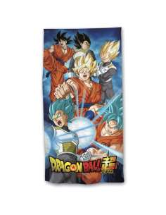Toalla Dragon Ball Super microfibra